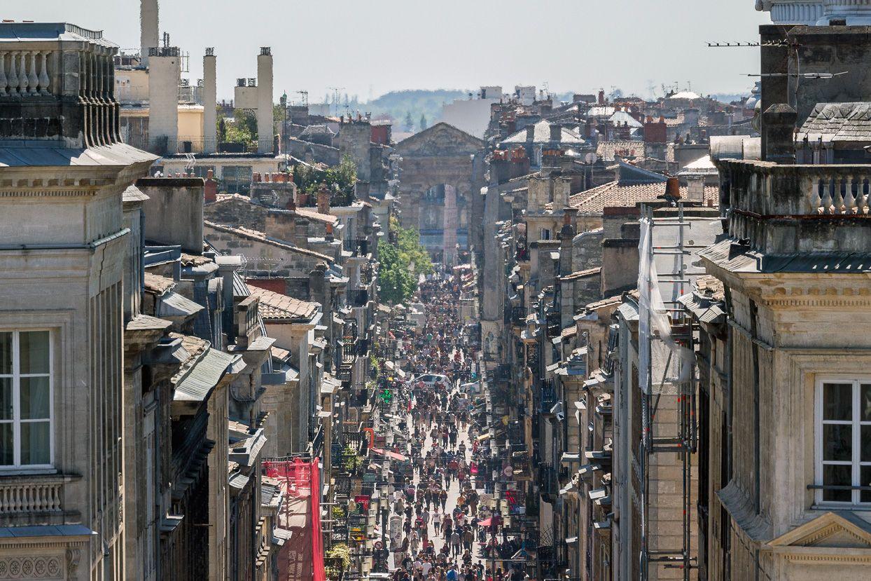 La calle de Santa Caterina