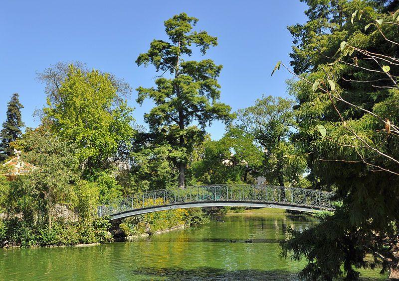El Jardín Público en Burdeos