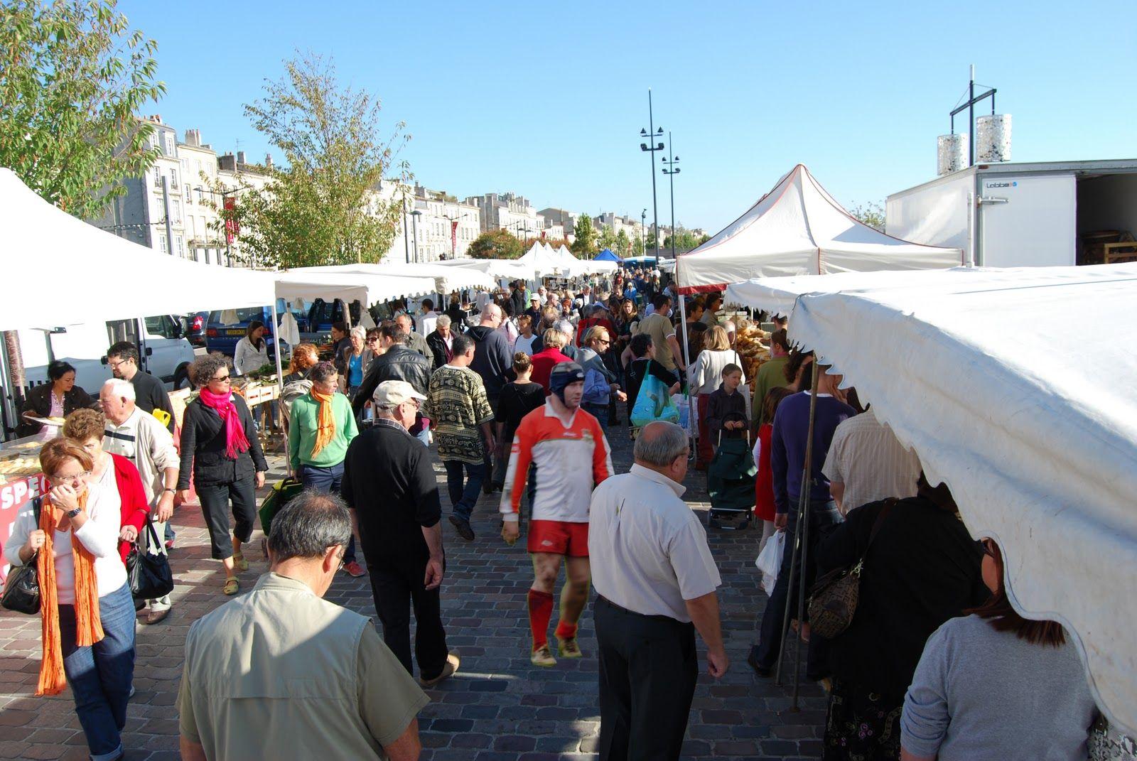 El mercado de la orilla