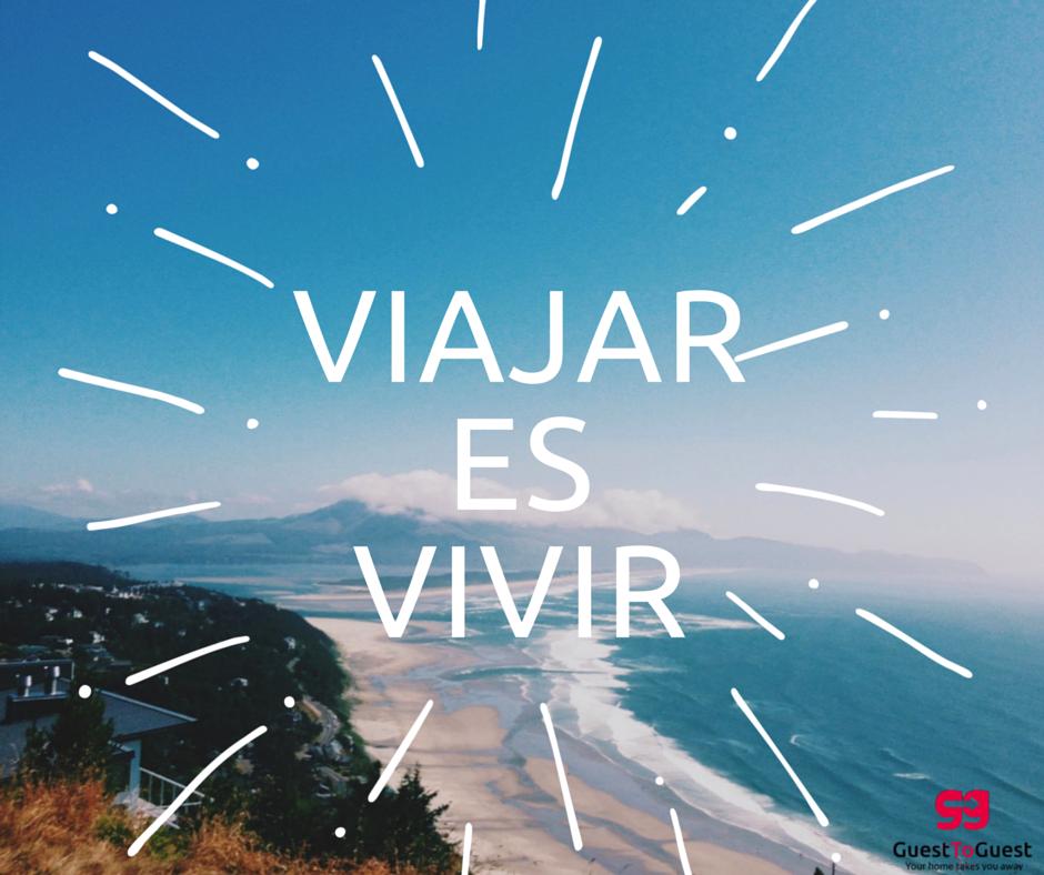 16 Frases De Viaje Inspiradoras Homeexchange Viaja