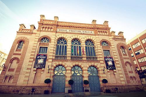 Gran Teatro Falla - qué hacer en Cádiz