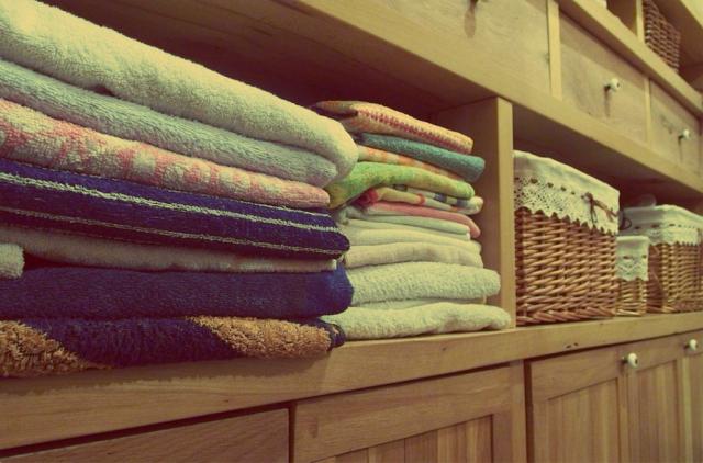 Espacio en los armarios, preparar tu casa para un intercambio