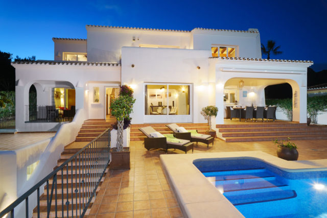 Alicante, casas increíbles En España para realizar un intercambio