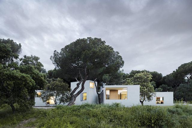 Madrid, casas increíbles En España para realizar un intercambio