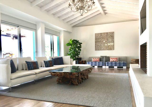 Marbella, casas increíbles En España para realizar un intercambio