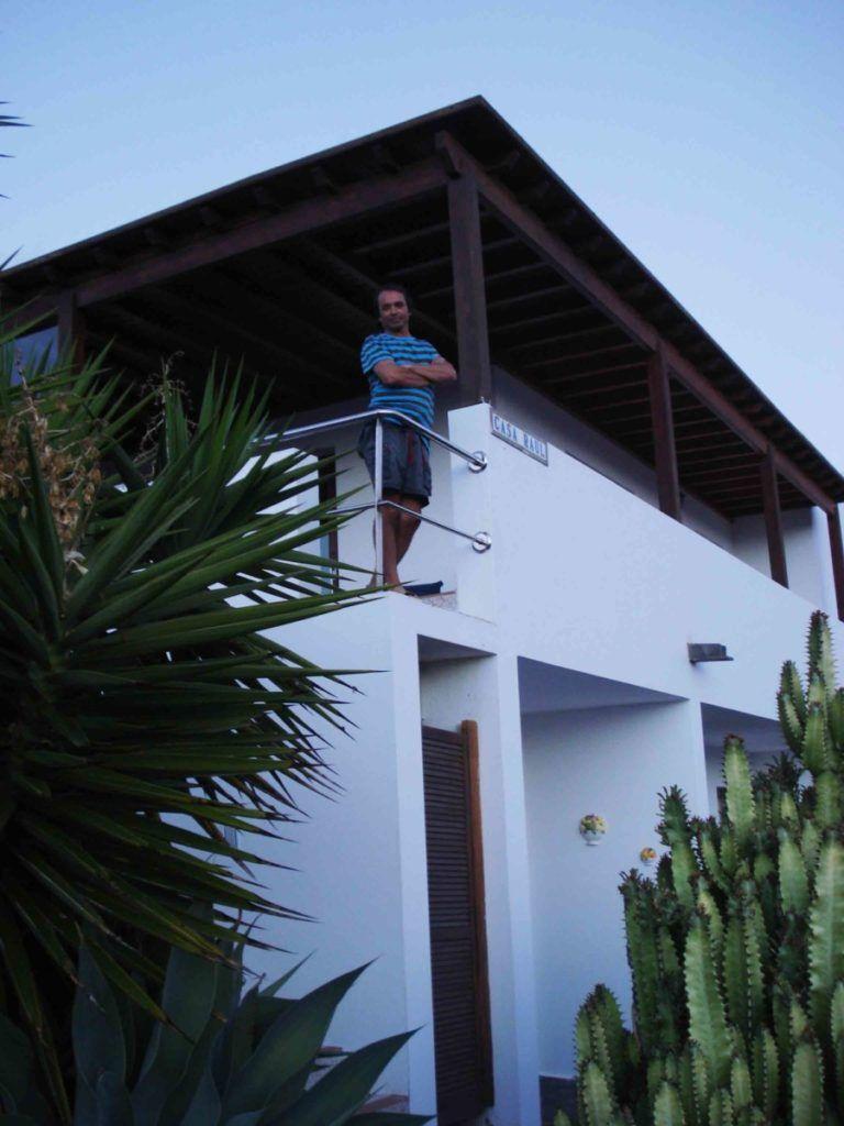Intercambio en Lanzarote