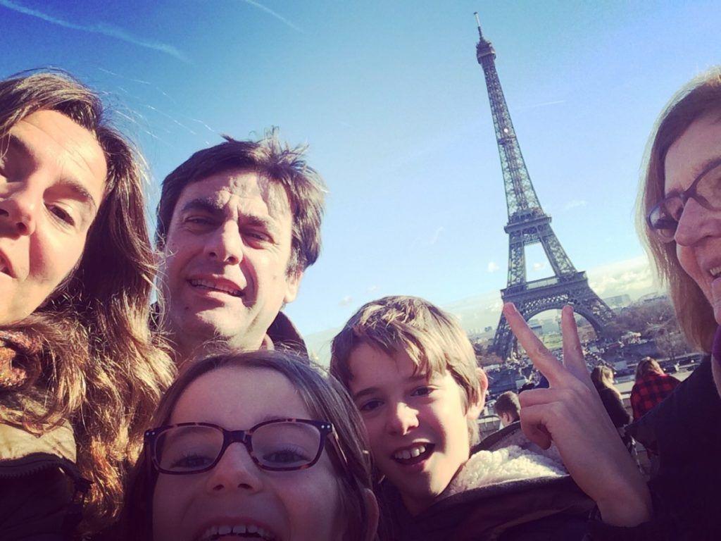 París, intercambio de casa, mamás viajeras