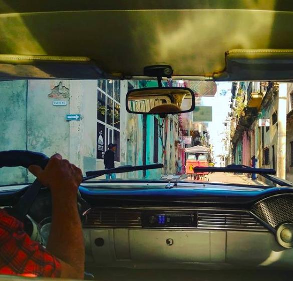 Cuba o Hawai