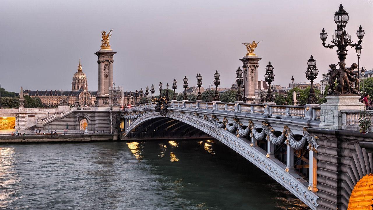 Rio-Sena-Paris
