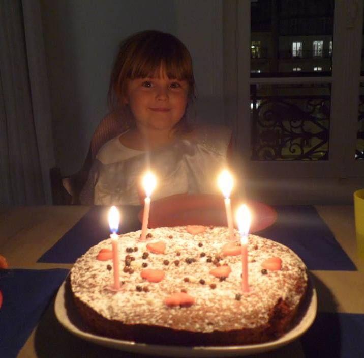 Celebrar su cumpleaños en un intercambio de casa
