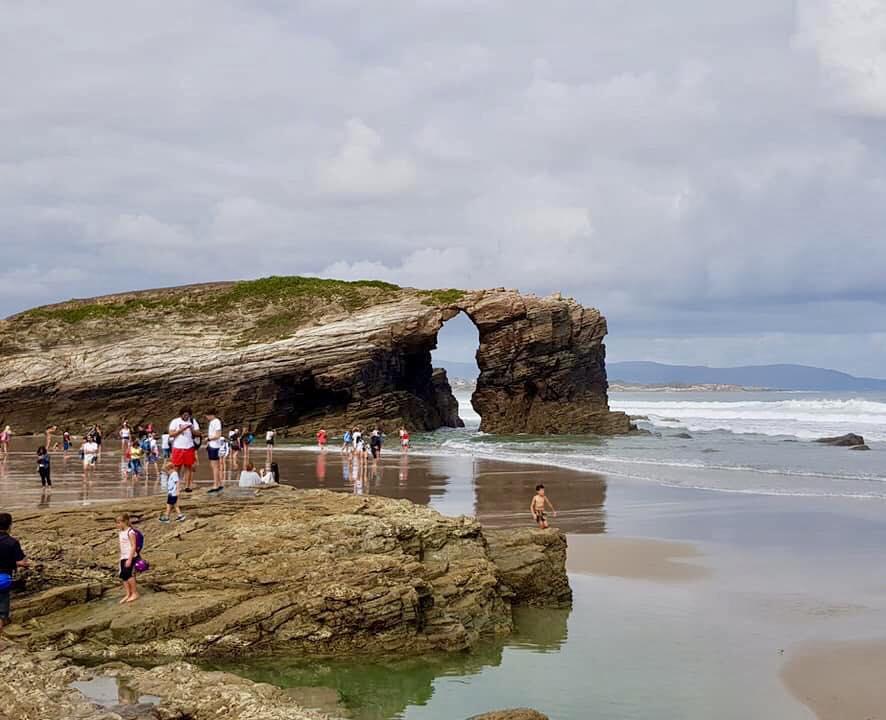 Alt playa-de-las-catedrales-elena-Galicia-HomeExchange, title playa-de-las-catedrales-elena-Galicia-HomeExchange