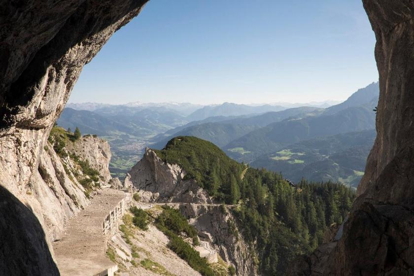 Intercambio de casas vacaciones austria macizos de tennen montaña