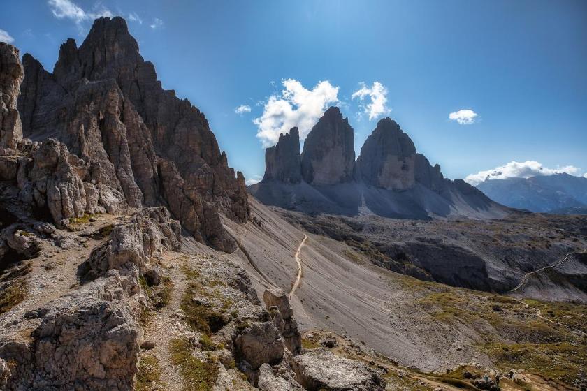 intercambio de casas italia dolomitas vacaciones verano montaña