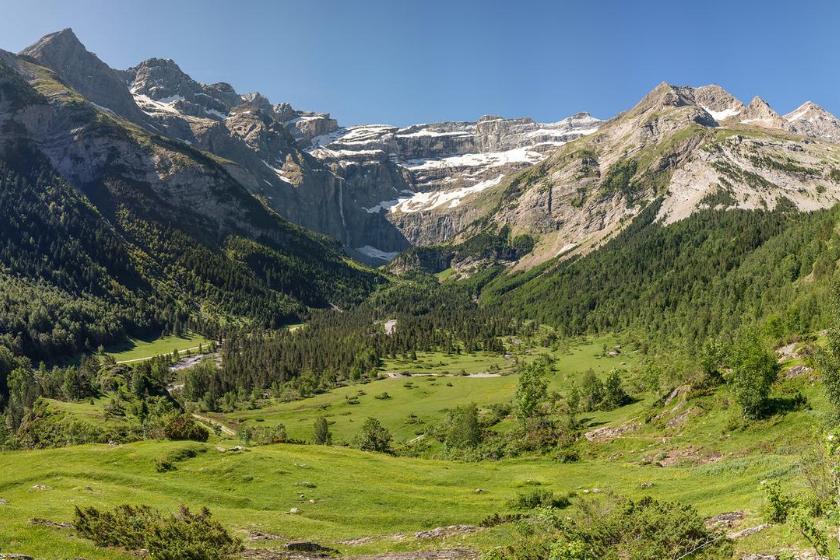 intercambio de casas vacaciones francia gavarnie montaña