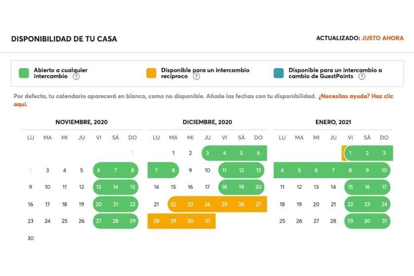 Alt Actualiza-tu-calendario-HomeExchange, title Actualiza-tu-calendario-HomeExchange