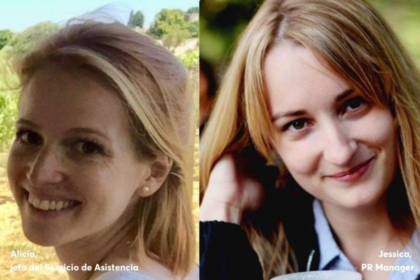 alt Alicia_Jessica_asistencia_prensa, title Alicia_Jessica_asistencia_prensa
