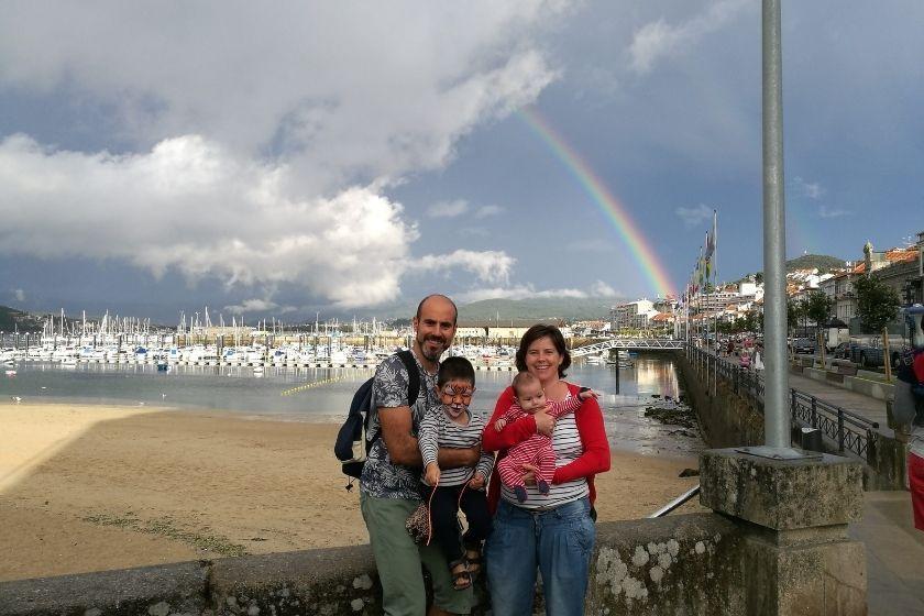 Alt Baiona_Pontevedra_Galicia_HomeExchange_familia-con-ninos, title Baiona_Pontevedra_Galicia_HomeExchange_familia-con-ninos