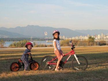 alt vacaciones-en-familia_bicicletas_HomeExchange_Vancouver-Canada, title vacaciones-en-familia_bicicletas_HomeExchange_Vancouver-Canada