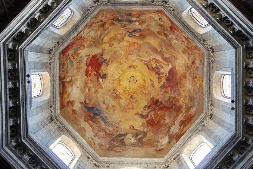alt que-hacer-en-Roma_Santa-Maria-del-Popolo, title que-hacer-en-Roma_Santa-Maria-del-Popolo